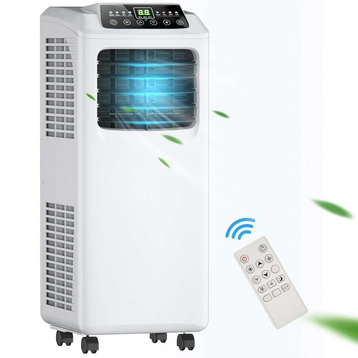 Premium Portable Air Conditioner Stand Up Room Cooler ...